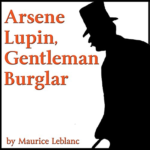 Arsene Lupin, Gentleman Burglar cover art