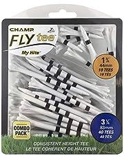 Champ My Hite Flytees - Tees de Golf - Varias cantidades/Colores Disponibles