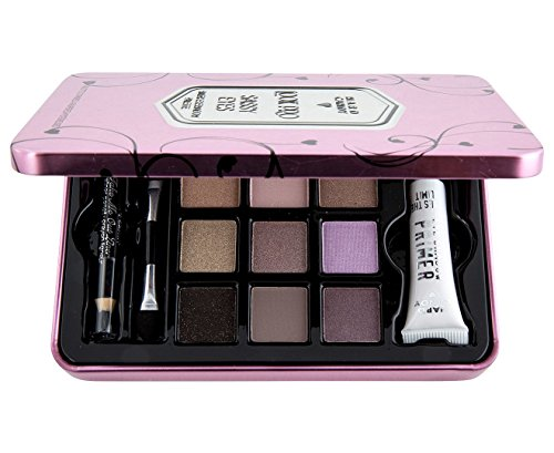 Hard Candy Look Pro Tin Sassy Eyes Sultry Eyeshadow Palette