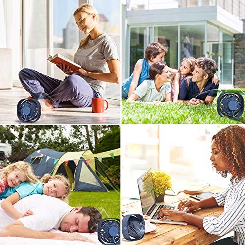 TedGem USB Ventilator Handventilator Bild 6*
