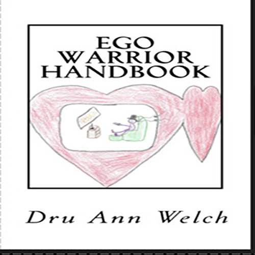 Ego Warrior Handbook audiobook cover art