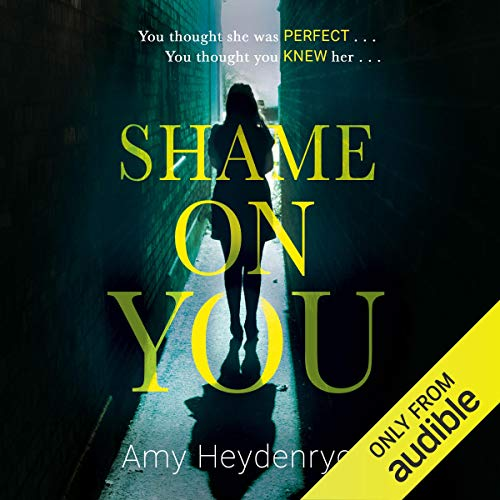 Shame on You cover art