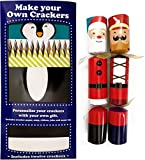 Crackers Ltd - Set of 12 Flat Pack Make Your Own Christmas Crackers