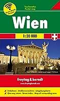 Vienna Pocket Atlas Paperback 1:20 000