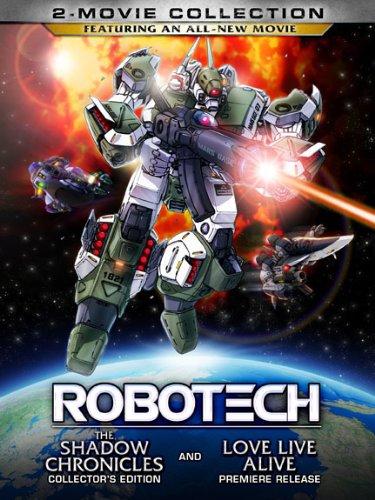 Robotech: 2-Movie Collection [DVD]