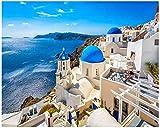 Schöne Straße in Chania Kreta Insel Griechenland