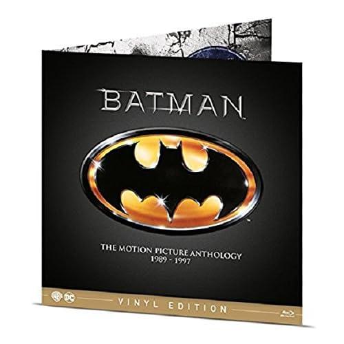 Batman Antologia 1989-1997 (Box 4 Br)(Vinyl Edit.)