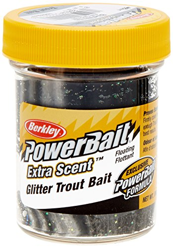 Berkley Powerbait Glitter sch/we
