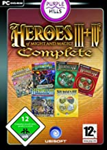 Heroes of Might and Magic III + IV–Complete