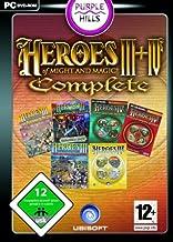 Heroes of Might & Magic III +IV - Complete [Importación Alemana]