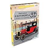 costruisci l'automobile 3d. la storia delle automobili. viaggia, conosci, esplora. ediz. a colori. con giocattolo