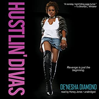 Hustlin' Divas audiobook cover art