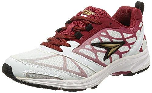 [シュンソク] 運動靴 ランニングシューズ 瞬足JAPAN 衝撃吸収 高反発ソール 22~28cm 2E メンズ SHJ0080 白 24.5 cm