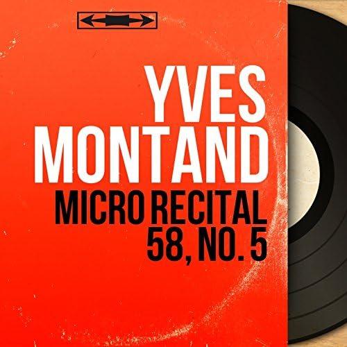 Yves Montand feat. Bob Castella Et Son Orchestre