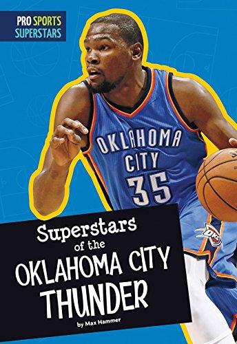 Superstars of the Oklahoma City Thunder (Pro Sports Superstars (NBA)) (English Edition)