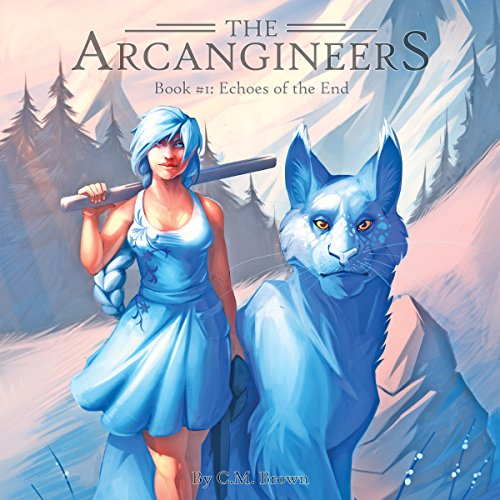 The Arcangineers audiobook cover art