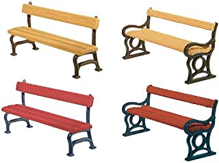 Faller 180443 Park Benches 12/Scenery and Accessories