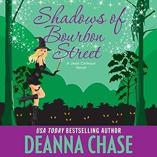 Couverture de Shadows of Bourbon Street