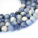 Perle di sodalite 8 mm * grado A * sfera pietre naturali gioielli perle