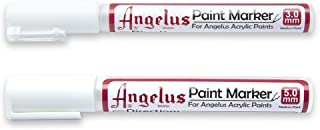 Angelus Empty Refillable Acrylic Paint Marker (2-Combo Pack)