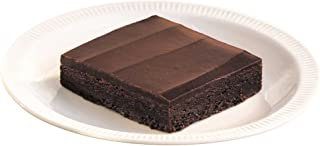 Sara Lee Wholesome Indulgence Fudgy Chocolate Brownie, 69 Ounce -- 4 per case.