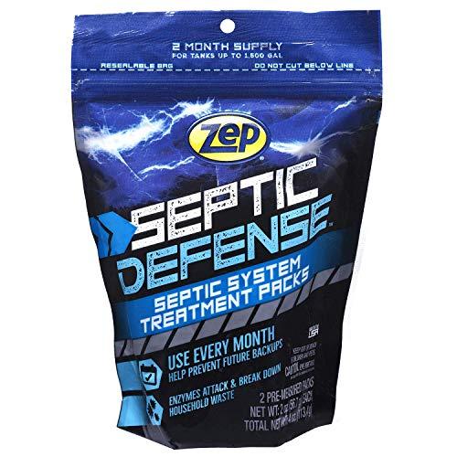Zep Septic Tank Treatment 2 Pk