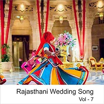 Rajasthani Wedding Songs, Vol. 7