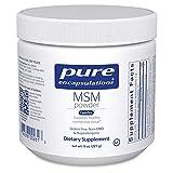 Best Msm Powders - Pure Encapsulations - MSM Powder - Hypoallergenic Supplement Review