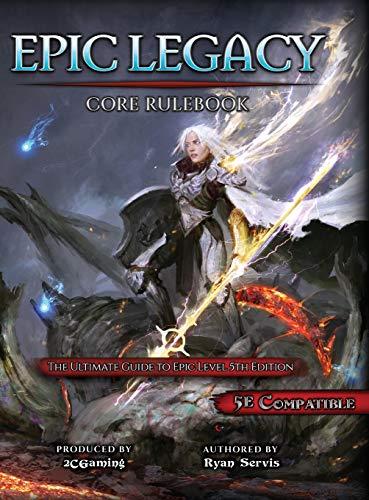 Epic Legacy Core Rulebook