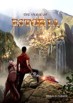 The Verse of Estoria : Ignite by [DONALD V. PARKER III, Mieke Jansenns, Brittni Parker, Maylynn Hughes]