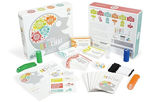 You Bet-Cha! Collect on Your Intellect a Trivia Game with a Family Friendly Betting Twist by Gray Matters Games