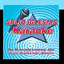 Songs & Karaokes Of Julio Iglesias