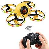 Makerfire Mini Drone pour Enfants, 2.4G RC Drone RC Mini quadricoptère avec...