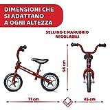 Immagine 2 chicco red bullet bicicletta bambini