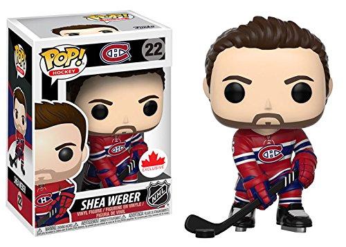 NHL POP! Hockey Vinyl Figure Shea Weber 9 cm Funko Mini figures