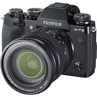 Fujifilm X-T3 Appareil Photo numérique avec Objectif stabilisateur d'image Optique Fujinon XF16-80mmF4 R WR Noir (B0813VCTH7)   Amazon price tracker / tracking, Amazon price history charts, Amazon price watches, Amazon price drop alerts