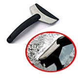 REINDEAR Vehicle Car Stainless Removal Snow Ice Shovel Scraper Defroster Wovel Spade US Seller