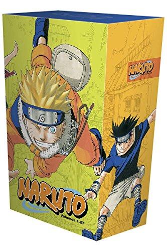 Naruto 1-27 2008