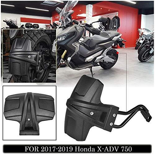 FATExpress Guardabarros Trasero de la Motocicleta para 2017 2018 2019 Honda X-ADV XADV X ADV 750 Rueda de neumático Hugger Splash Guard Cover X750ADV Accesorios de Moto