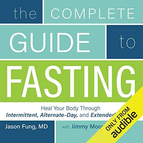 The Complete Guide to Fasting audiobook cover art