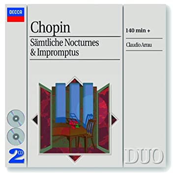 Chopin: The Complete Nocturnes/The Complete Impromptus