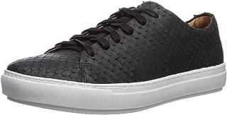 Men's Leather Luxury Lace Up Sneaker