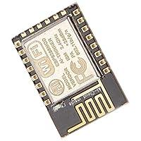 SSY-YU モジュール PCアクセサリ 信号モジュールESP-12E ESP8266リモートシリアルポートWIFIトランシーバワイヤレスモジュールワイヤレスモジュール エレクトロニクス部品