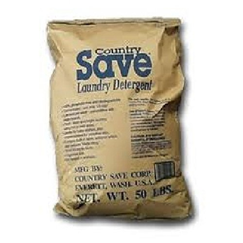 Country Save BG11697 Country Save Laundry Detergent - 1x50LB