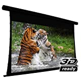EluneVision Reference Studio 4K Tab-Tensioned Motorized Screen - 112' (98' x 55') Viewable - 16:9
