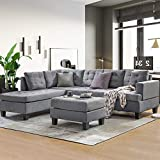 10 Best Sectional Sofa with Ottomans
