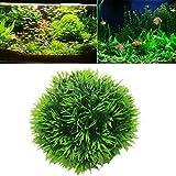 Página de inicio Plantas de simulación artificial pecera acuario decoración encantadora verde elegante y popular