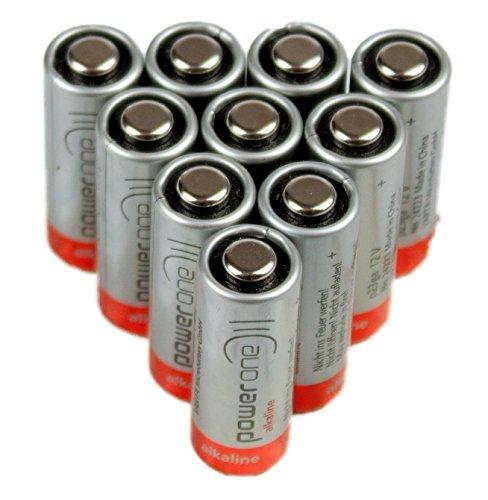 Varta Alkaline Batterie 12V Batterie V23GA 8LR932 MN21 LR23A P23GA in wns-emg-world Batteriebox, 10 Stück