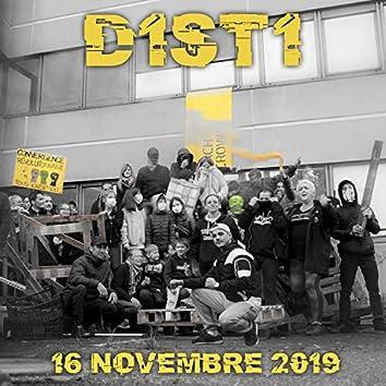 16 novembre 2019
