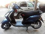 Funda Cubre Asiento Scooter o Moto Piaggio Fly (Ref Scoopy)